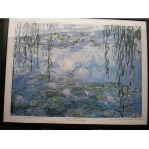 "Kunstdruck ""Claude Monet - Nympheas"""