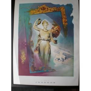 """Kunstdruck """"Joadoor - Julia"""""""