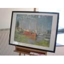 """Kunstdruck """"Claude Monet - Argenteuil 1875"""""""