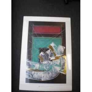 "Kunstdruck - Quincy Verdun ""Spalliera"""