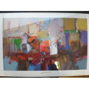 Kunstdruck - Jack Roberts