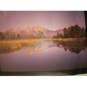 Kunstdruck - Landschaft