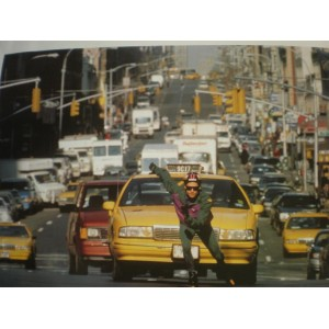 "Poster ""New York"""