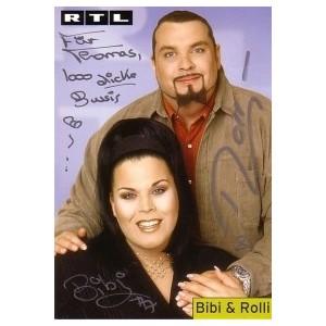 Rolli bibi und BILD Logo