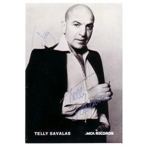 Savalas Telly
