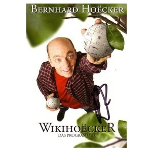 Hoecker Bernhard